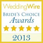 Brides Choice Award 2013